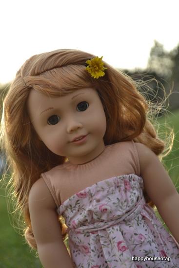 American Girl doll BeForever Maryellen Larkin | Happy House of AG