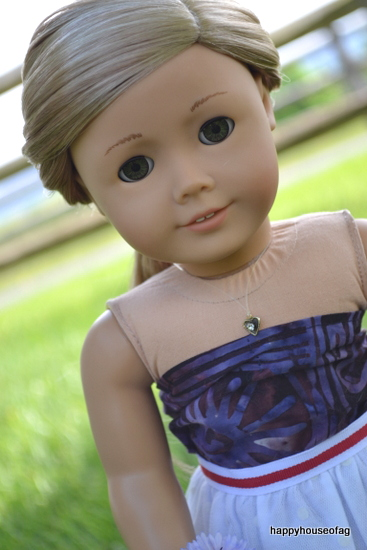 American Girl doll GOTY 2014 Isabelle Palmer | Happy House of AG